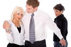 روابط پنهان همسر