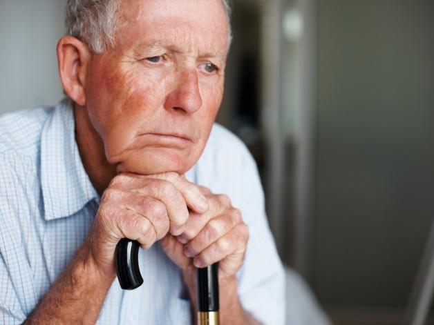 افسردگی در سالمندان: علل، علائم، درمان موثر