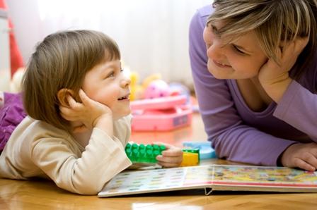 ارتباط والدین و کودک