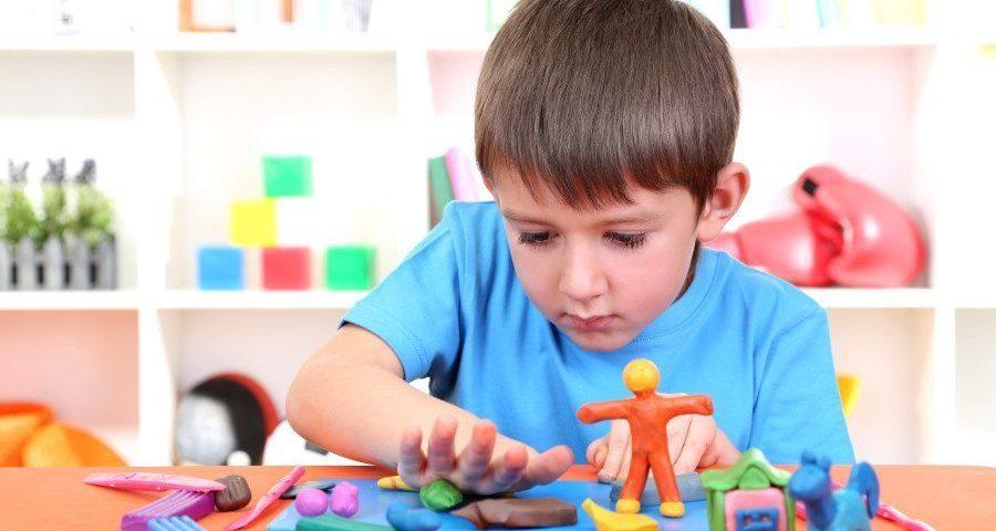 کاردرمانی کودکان