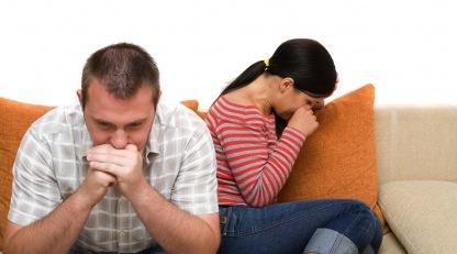 مواجهه با خیانت همسر