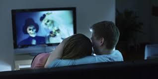علاقه افراد به فیلم ترسناک