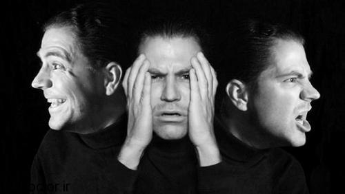 پوسیدگی هایی مغزی در بیماران اسکیزوفرن