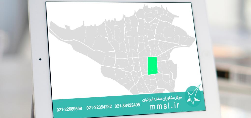 مرکز مشاوره منطقه دوازده تهران