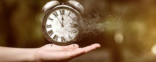 چرا وقت زیادی تلف می کنیم