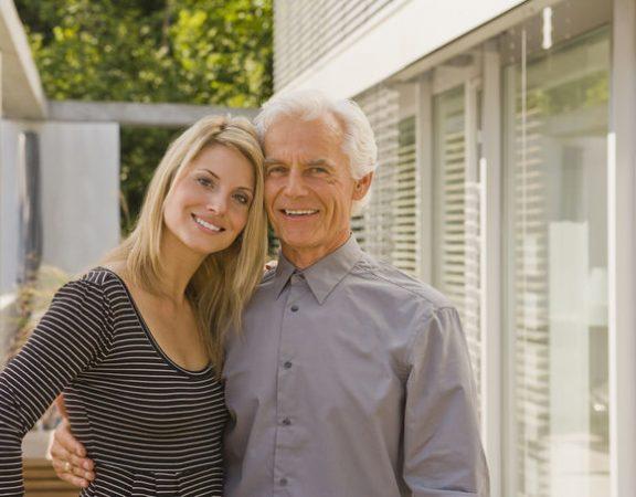 اختلاف سنی معکوس در ازدواج